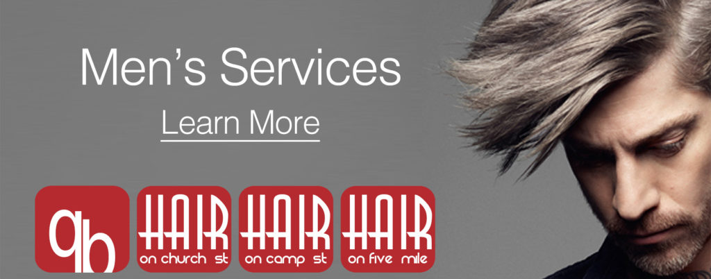 Click through to see our barber services for men