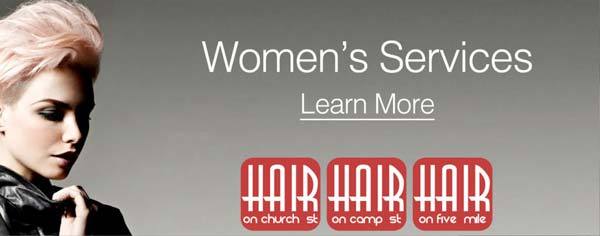 Hairdresser Services for Women at HairOn Queenstown